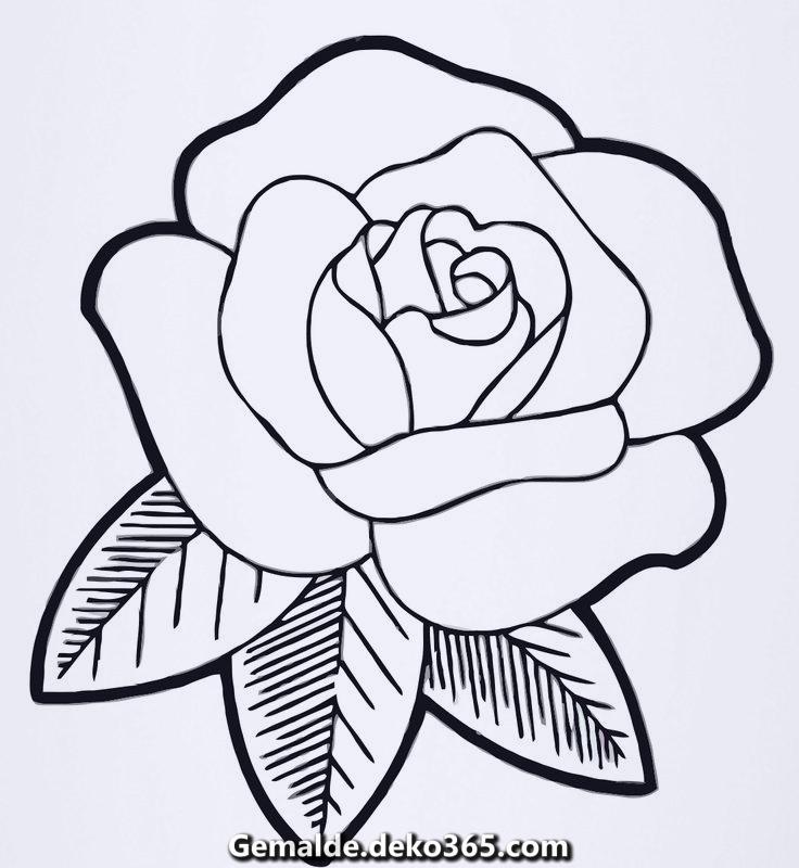 Hier Finden Sie Schone Blumen Zum Ausmalen Schau Und Bilder