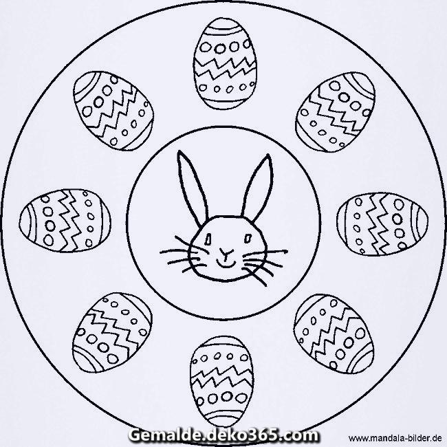 Ostern Mandala Ausmalbilder 172 Ausmalbilder Pro Ostern