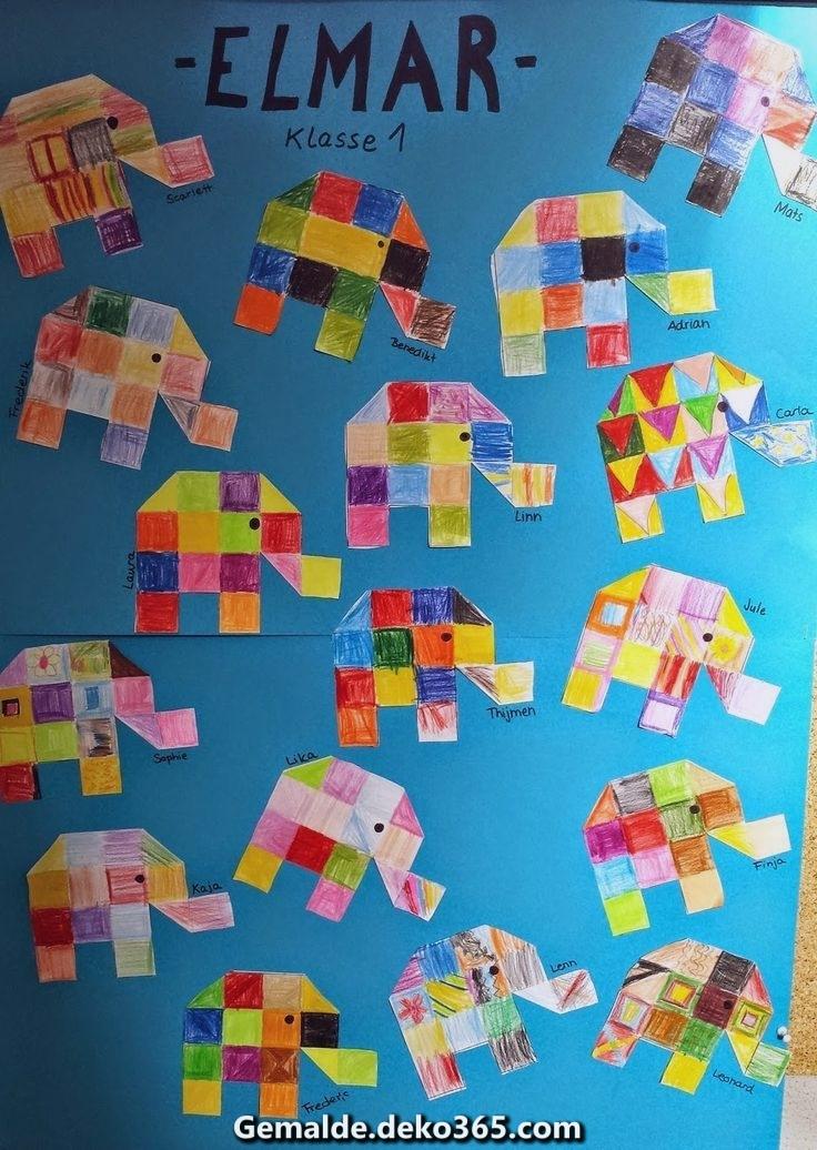 Bildergebnis Fur Jedes Grundschule Kunst 1 Klasse Bilder