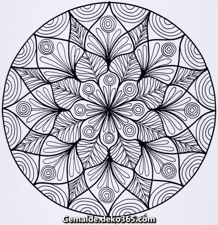 malvorlagen mandala mandala für jedes erwachsene
